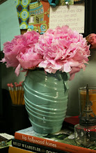 Peonies At The Studio