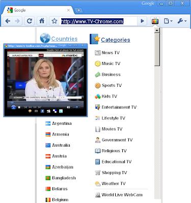 Estensione per google chrome per guardare la tv streaming megavideo barabuba blog di - La finestra sul cortile streaming ...