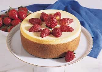 cheesecake alla fragola ricetta cheesecake