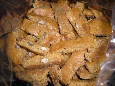 cantucci toscani ricetta