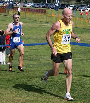 Joe Macphee, 87th at USATF Master's X/C Champs