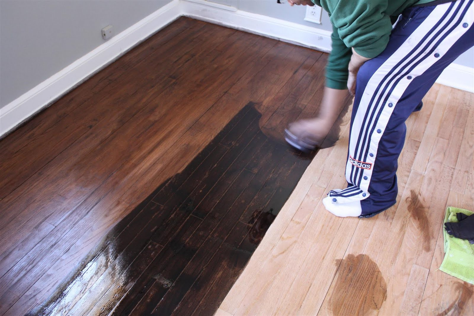 Hardwood Floor Stains