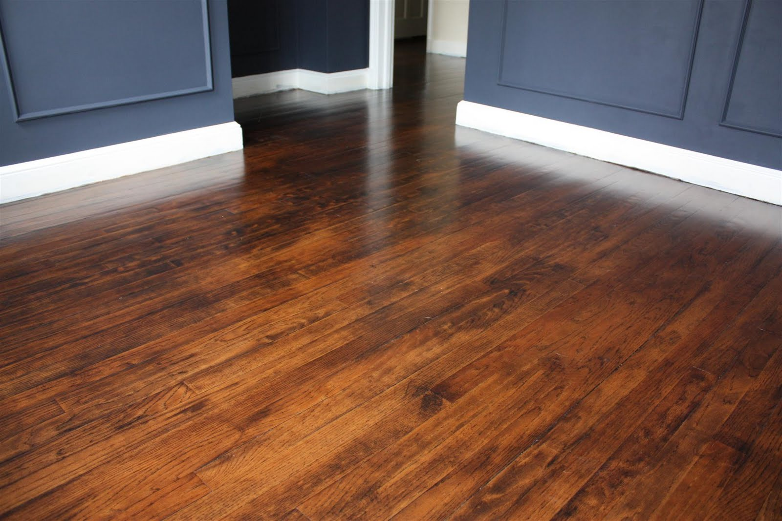 Russet street reno our finished floors for Hardwood flooring 77429