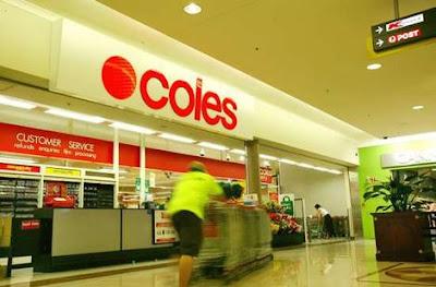 Supermercados na Austrália coles wideweb   0