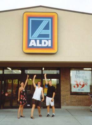 Supermercados na Austrália Aldi