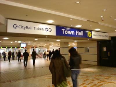 O Centro de Sydney às Quintas DSC06375