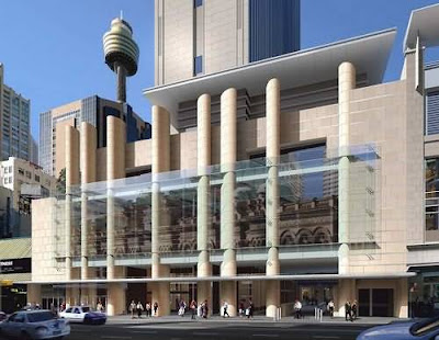 O Centro de Sydney às Quintas 000000009317A