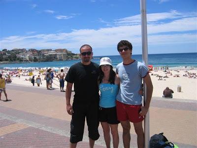 Bondi Beach bondi beach with bj