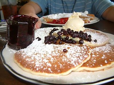 Comida na Austrália housepancakes2