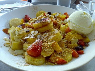 Comida na Austrália housepancakes1