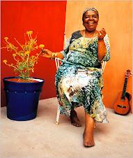 Cesária Évora... a condessa dos pés descalços