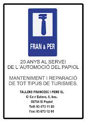 "TALLER ""FRAN & PER"""