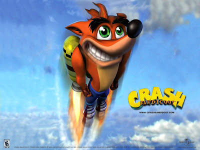 crash bandicoot wallpaper. activision crash bandicoot