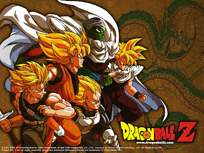 Anime Dragon Ball Z