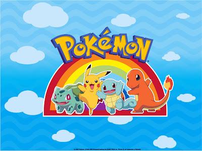 Pokemon Cartoon Wallpaper