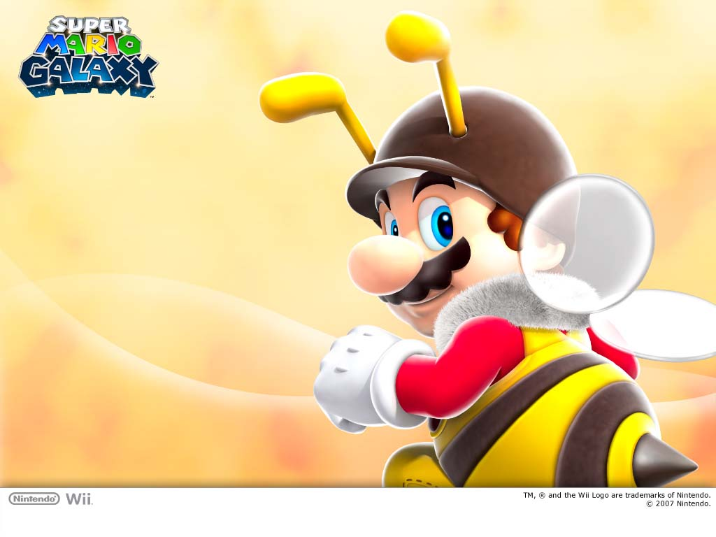 Super Mario HD & Widescreen Wallpaper 0.973490044979867