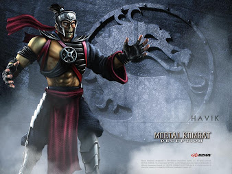 #40 Mortal Kombat Wallpaper