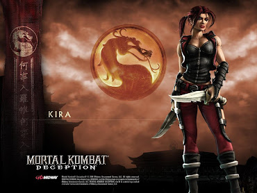 #36 Mortal Kombat Wallpaper