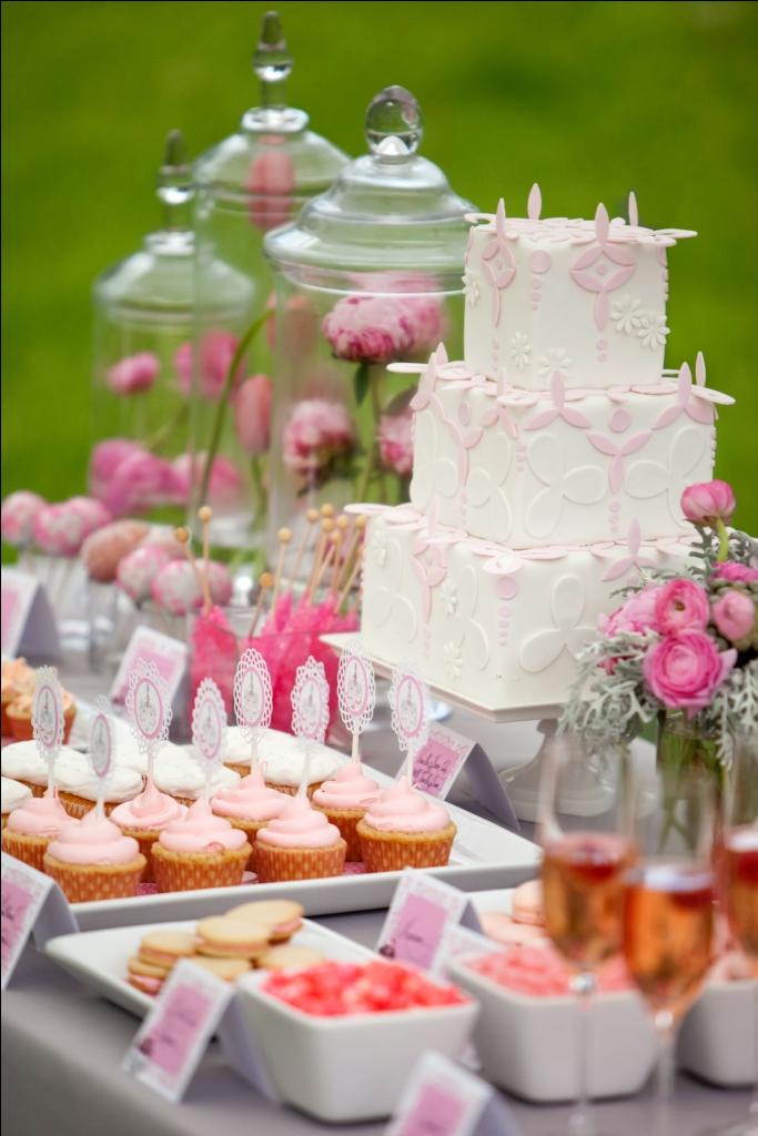 sweet things: dessert tables