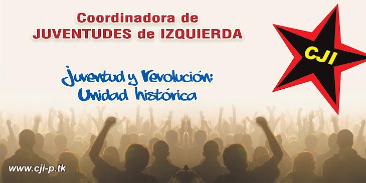 Coordinadora de JUVENTUDES de IZQUIERDA