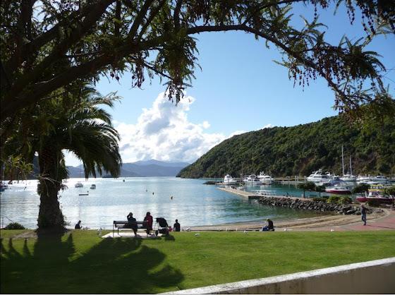 Picton, Nueva Zelanda