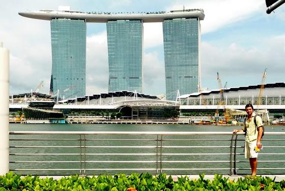 Yo en Singapur