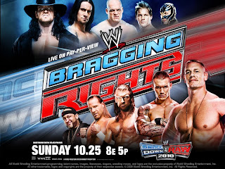 Wwe Bragging Rights Results - Bragging Rights Winners