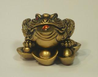 Tu espacio interior activadores en feng shui - Rana de tres patas feng shui ...