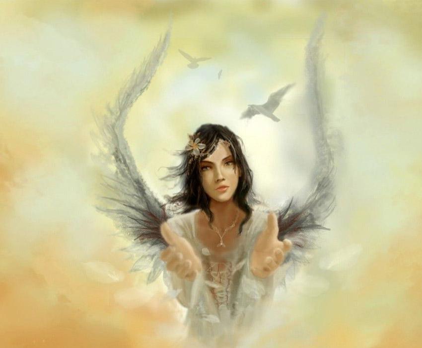 angeles de la guarda. de la Guardaquot; los cuales