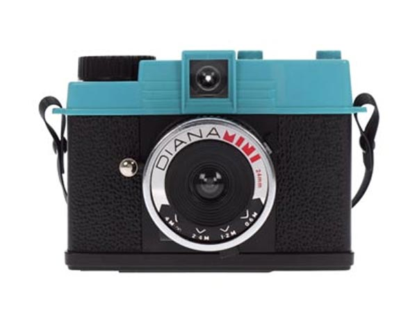 The Diana mini is the latest edition to join the Lomography family.