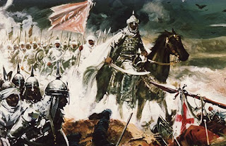 Image result for muslim army toledo