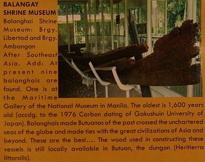 butuan balangay museum