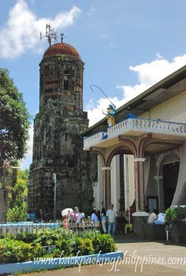 old church of mabitac laguna