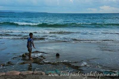 rizal beach gubat sorsogon
