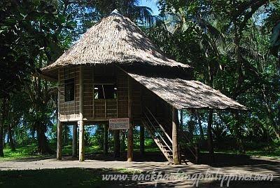 casa redonda rizal shrine dapitan