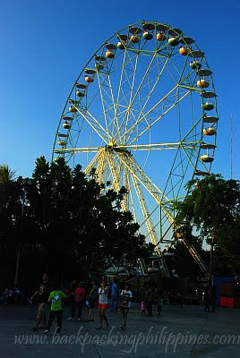 enchanted kingdom ferris wheel