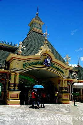 enchanted kingdom entrance fee