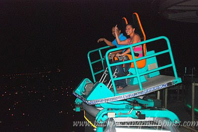 edge coaster adventure ride crown regency hotel cebu city