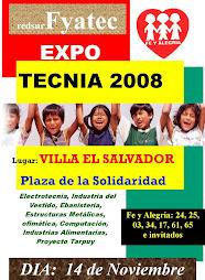 EXPOTECNIA 2008