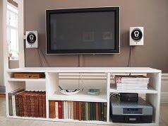 Bygg tv-bänken själv