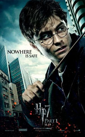 harry potter and the deathly hallows part 1 2010 poster. 1. Harry Potter and the