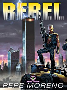 REBEL GRAPHIC NOVEL
