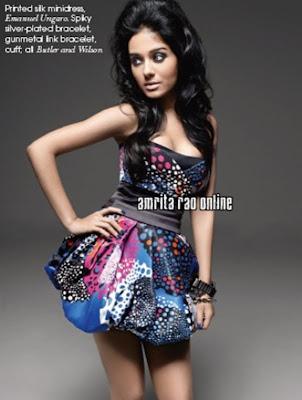 Amrita Rao's New Photoshoot