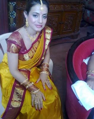 Amisha Patel in Parama Veera Chakra