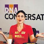 Kareena Kapoor at Dna Office  Photo Set