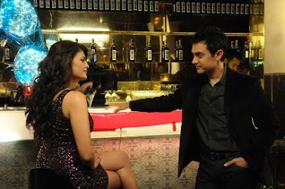 Aamir Khan and Jacqueline Fernandes
