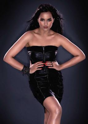 Sonakshi Sinha Maxim Magazine