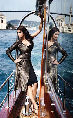 Aishwarya Rai Bachchan's Vogue Photoshoot Feb 2011