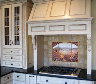 Stone Backsplash For Small Kitchen