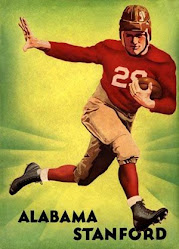 1935 Rose Bowl Program vs. Stanford
